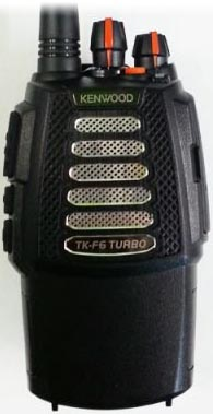 Носимая рация Kenwood TK-F6 Turbo